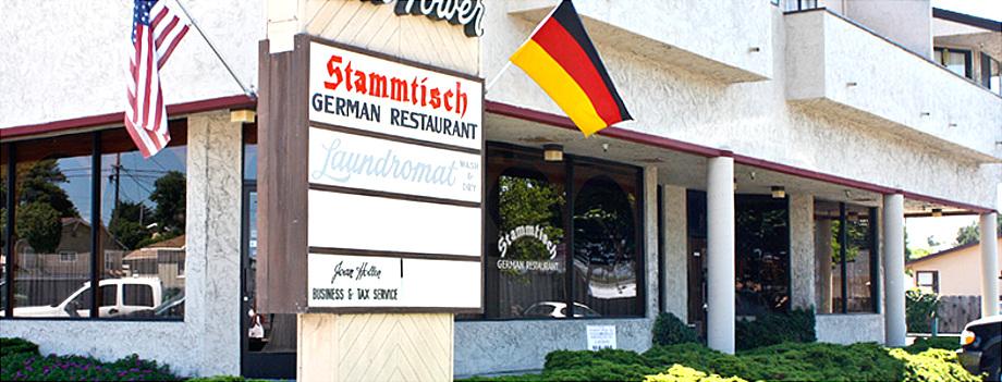 German Restaurant Stammtisch