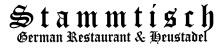 German Restaurant Stammtisch - Seaside
